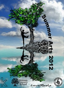 Summer arts brochure 2012